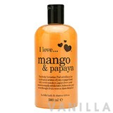 I Love... Mango & Papaya Bubble Bath & Shower Creme