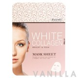 Scentio White Collagen Bright & Firm Mask Sheet