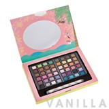 Etude House Aloha 48 Colors of Tropical Eyes Palette