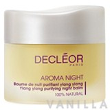 Decleor Ylang Ylang Purifying Night Balm