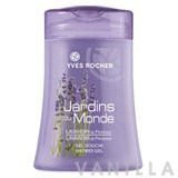 Yves Rocher Jardins du Monde Lavandin Shower Gel