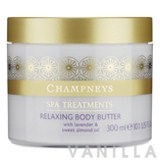 Boots Champneys Spa Treatments Relaxing Body Butter