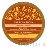 The Body Shop Candied Ginger Body Butter