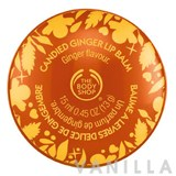 The Body Shop Candied Ginger Lip Balm