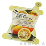 It's Skin Yellow Food Therapy Daily Mask Sheet