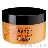 It's Skin R.E.A.L.R.E.A.L Orange Peeling Pad