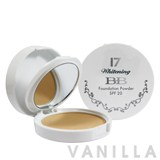 17 Whitening BB Foundation Powder SPF20
