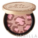 Too Faced Leopard  Blushing Bronzer