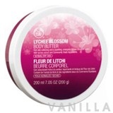 The Body Shop Lychee Blossom Body Butter