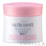Nutrimetics Nutri-White Solution Nourishing Night Creme