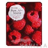 Missha Pure Source Sheet Mask Raspberry