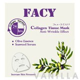Facy Collagen Tissue Mask Anti Wrinkle Effect