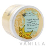 Oriental Princess Tropical Nutrients Banana Advanced Hair Treatment Mask