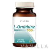 Vistra L-Ornithine 500mg