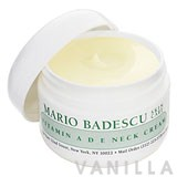 Mario Badescu Vitamin A-D-E Neck Cream