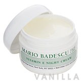 Mario Badescu Vitamin E Night Cream