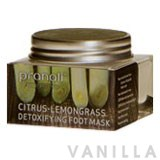 Pranali Citrus-Lemongrass Foot Mask