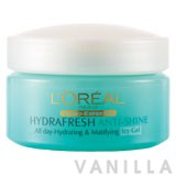 L'oreal Hydra Fresh Anti-Shine Icy Gel