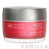 Oriental Princess Red Natural Whitening Phenomenon Day Moisturiser