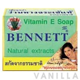 Bennett Vitamin E Soap Plus Aloe Vera