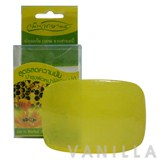 Poompuksa 15 Lemon and Honey Soap
