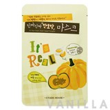 Etude House It's Real Mask Sheet Pumpkin