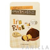 Etude House It's Real Mask Sheet Chestnut
