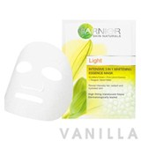 Garnier Light Intensive 3 in 1 Whitening Essence Mask