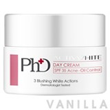 Ph.D. ActivWhite Day Cream SPF35 Acne-Oil Control PA+++
