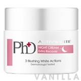 Ph.D. ActivWhite Night Cream Extra Recover