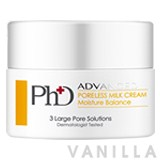 Ph.D. Advanced Poreless Milk Cream Moisture Balance