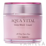 The Saem Aquat Vital Deep Moist Cream