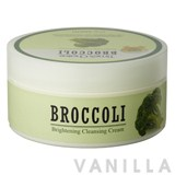 The Saem Times Choice Broccoli Brightening Cleansing Cream