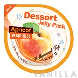 The Saem Hollywood Top Secret Dessert Jelly Pack Apricot