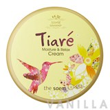 The Saem World Souvenir Tiare Moisture & Relax Cream