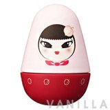 The Saem Mom's Nagging Mini Doll Peach Hand & Nail Essential Gel
