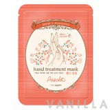 The Saem Mom's Nagging Peach Hand Treatment Mask