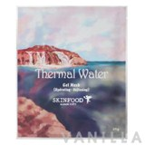 Skinfood Thermal Water Gel Mask