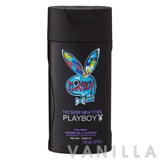 Playboy No Sleep New York Shower Gel & Shampoo