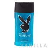 Playboy Fresh Ibiza Shower Gel & Shampoo