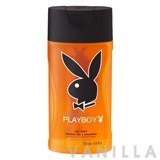 Playboy Spicy Miami Shower Gel & Shampoo