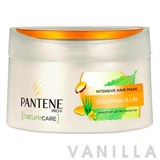 Pantene Naturecare Smoothness & Life Intensive Hair Mask