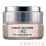 Cosme Decorte AQ Eye Cream Meliority