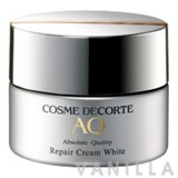 Cosme Decorte AQ Repair Cream White