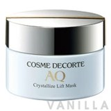 Cosme Decorte AQ Crystallize Lift Mask