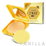 Camella Two-Way UV Moisture Foundation SPF19 PA++