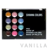 Sivanna Make Up Palette