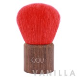Iqqu Red Kabuki Brush