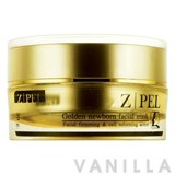 Z-Pel Golden Newborn Facial Mask