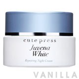 Cute Press Juvena White Repairing Night Cream